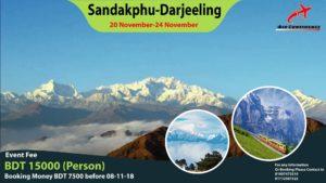 Explore Sandakphu-Darjeeling